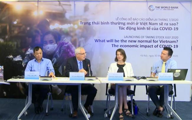 Kinh tế trưởng World Bank: Việt Nam có khả năng tiết kiệm để chi tiêu tốt hơn và nhiều hơn