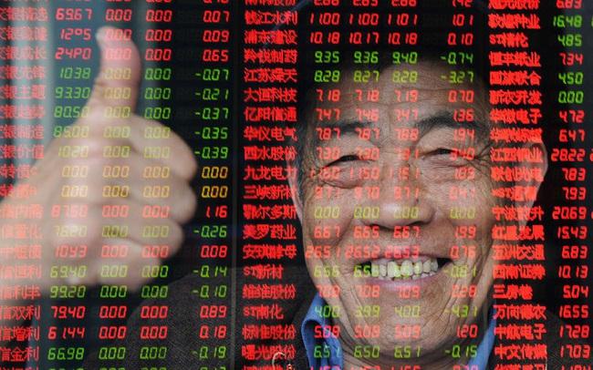 Chứng khoán Trung Quốc tăng phi mã khi nhà đầu tư kỳ vọng vào một đợt sóng tiếp theo