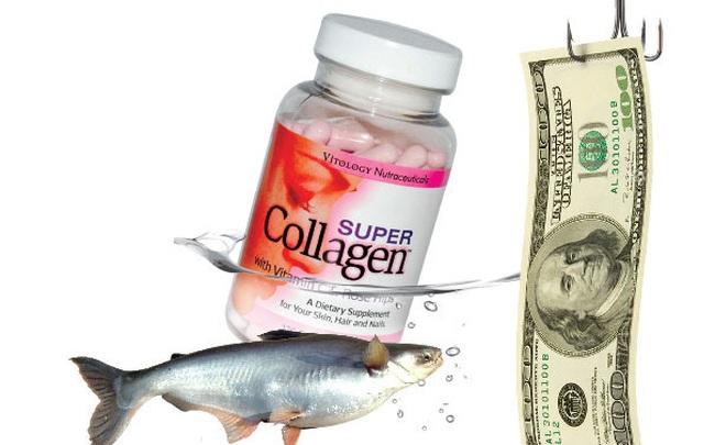 """Collagen và gelatin (C&G): Vũ khí đáng """"gờm"""" của Vĩnh Hoàn thời Covid-19, lợi nhuận tăng bằng lần mỗi năm với mức biên lên đến 37%"""