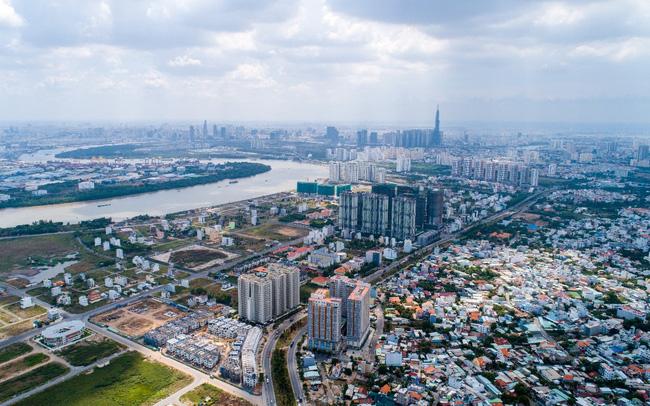 Thị trường bất động sản đang phát triển bất ổn
