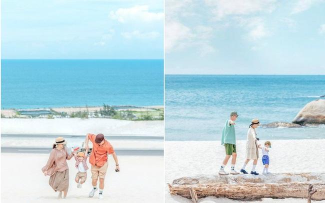 Không tin vào mắt mình đây là Bình Thuận qua bộ ảnh du lịch của gia đình này, xem xong chỉ muốn xách balo lên và đi ngay!