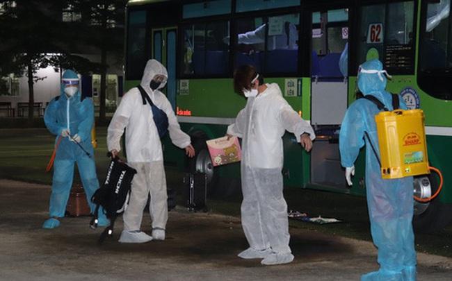 Đã có kết quả xét nghiệm của 237 công dân từ Đài Loan về cách ly tại Đồng Nai