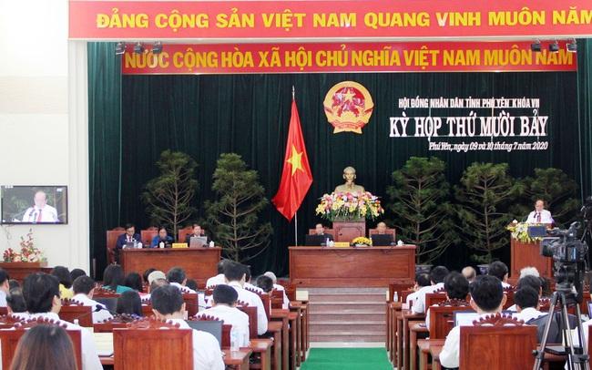 Vì sao ông Huỳnh Tấn Việt vắng mặt tại kỳ họp HĐND tỉnh Phú Yên?
