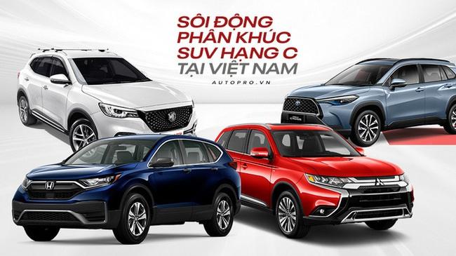 SUV hạng C đấu đá quyết liệt: Từ tân binh tới vua doanh số đồng loạt nịnh khách Việt