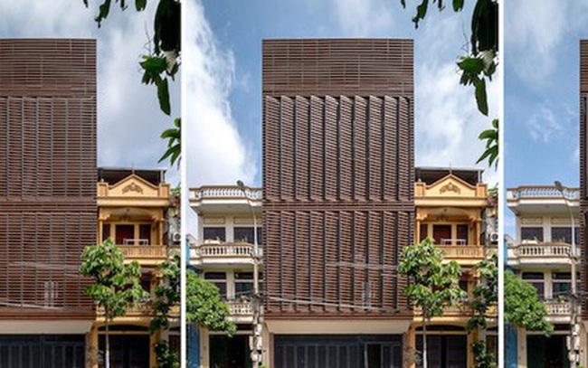 Độc đáo ngôi nhà 5 tầng biết 'thở' ở Bắc Ninh