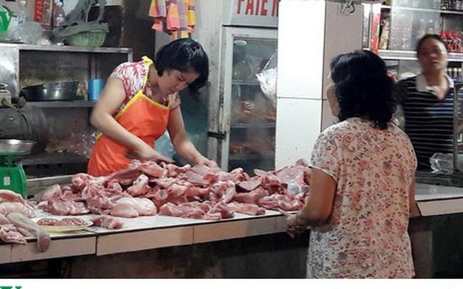 Giá thịt lợn tăng và người tiêu dùng đang bị móc túi