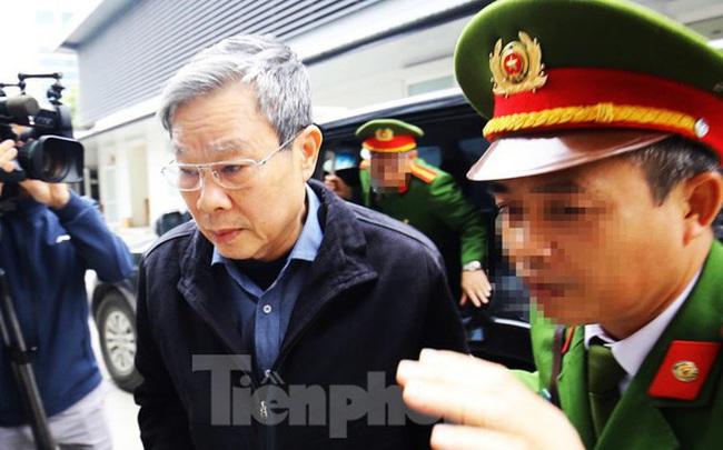 Cựu Bộ trưởng Nguyễn Bắc Son kháng cáo xin hưởng khoan hồng