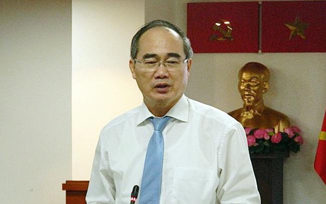 Bí thư TPHCM nói về việc xử lý ông Lê Thanh Hải, Lê Hoàng Quân