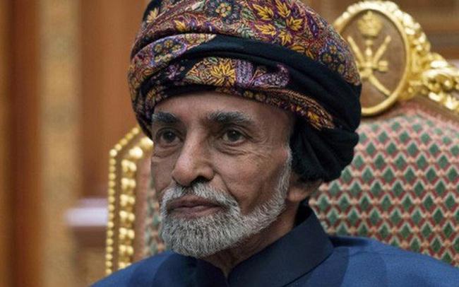 Oman: Quốc vương độc thân qua đời, không ai kế vị