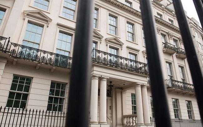 """""""Đại gia"""" Trung Quốc chi 262 triệu USD mua dinh thự ở London, phá mọi kỷ lục"""