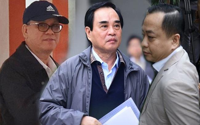 Phan Văn Anh Vũ và 2 cựu Chủ tịch TP Đà Nẵng nhận mức án nào?
