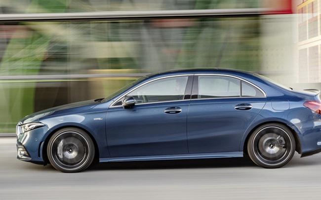 Mercedes-Benz vẫn bán chạy nhất toàn cầu dù thua BMW ở Bắc Mỹ
