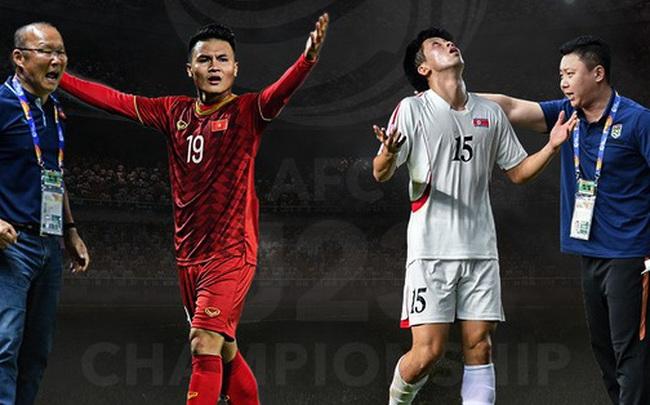 Nhận định U23 Việt Nam vs U23 CHDCND Triều Tiên: Chiến thắng rồi... cầu nguyện