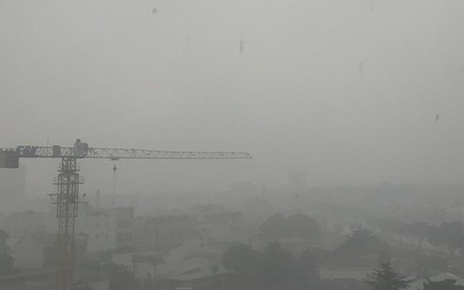 Thủ phạm gây ô nhiễm không khí, trắng đục bầu trời tại TP HCM