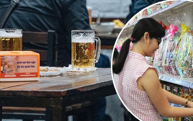 """Thị trường bia rượu """"đìu hiu"""", giảm đến 25% sau Nghị định 100: Tết này biếu nhau... nước giải khát!"""