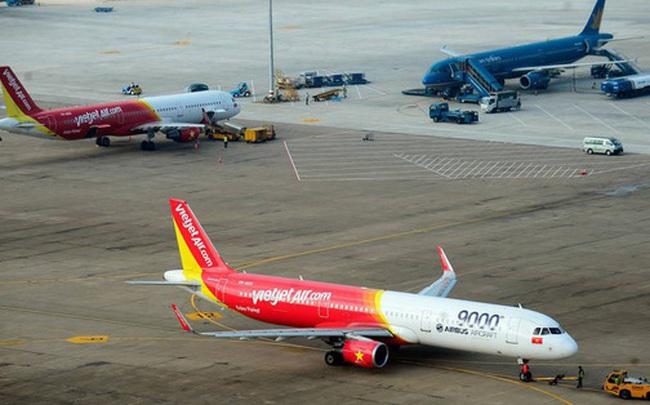 Dừng toàn bộ các chuyến bay giữa Việt Nam và Trung Quốc vì dịch do virus corona