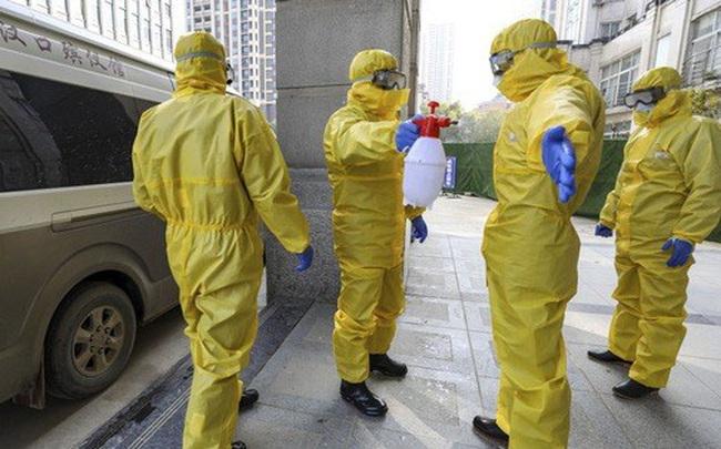 Virus corona: Thêm 45 người chết, 1.921 ca nhiễm mới tại Hồ Bắc