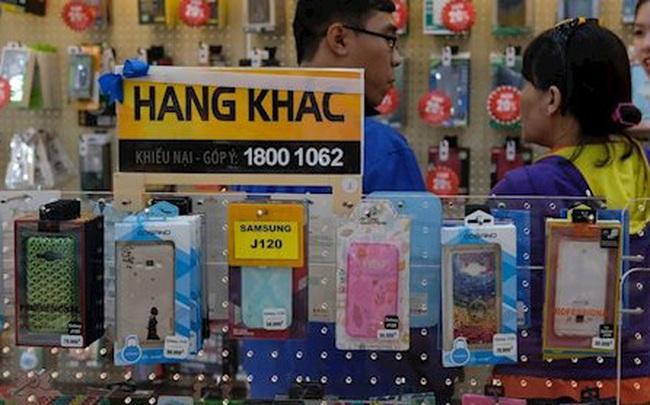 Không chỉ iPhone xách tay, một số phụ kiện khác tại Việt Nam sẽ khan hàng vì dịch viêm phổiCorona