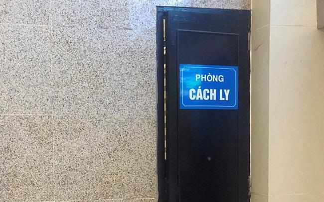 Có gì trong phòng cách ly khách nghi nhiễm corona tại ga Hà Nội?