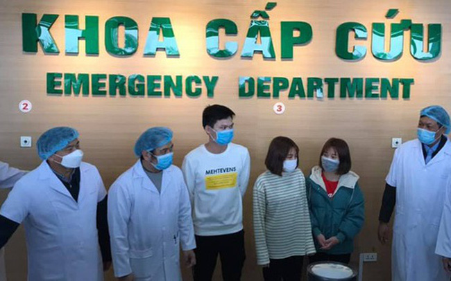3 bệnh nhân nhiễm virus Corona khỏi bệnh sẽ về nhà, được theo dõi sức khoẻ