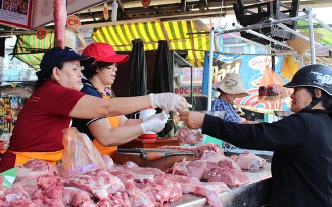 Kịch bản nhập khẩu 100 nghìn tấn thịt lợn bị ảnh hưởng