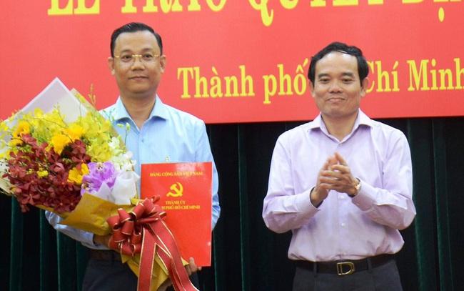 Thành ủy TPHCM có Phó Chánh Văn phòng 43 tuổi
