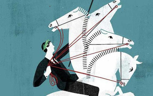 Triết lý thành công: Thiên lý mã mà không tiến thủ thì cũng chỉ là một con ngựa phế