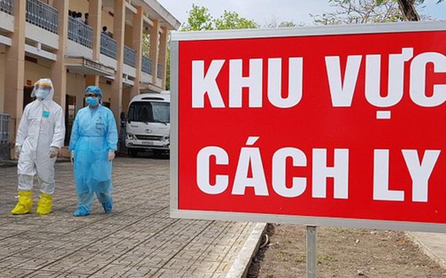 2 vợ chồng giáo viên từ tâm dịch Covid-19 ở xã Sơn Lôi về Nam Định được cách ly