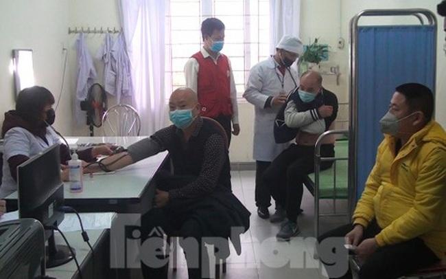 Thái Bình cách ly gần 500 lao động Trung Quốc mới trở lại làm việc