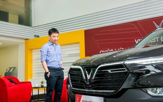 'Ông trùm' Rolls-Royce Việt Nam mua VinFast Lux SA2.0 với màu sơn và trang bị gây bất ngờ
