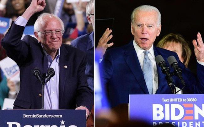 """""""Siêu thứ ba"""" ở Mỹ: Ông Biden vươn lên"""