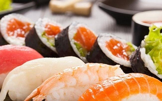 Không chỉ là nguy cơ nhiễm sán, đây mới là những sự thật từ món sushi khoái khẩu được chuyên gia tiết lộ
