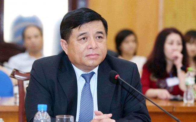 Đoàn lãnh đạo Hà Tĩnh làm việc với Bộ trưởng Nguyễn Chí Dũng không phải cách ly