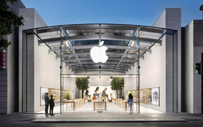Apple cho nhân viên có biểu hiện ốm sốt nghỉ việc vô thời hạn nhưng vẫn được hưởng lương như bình thường