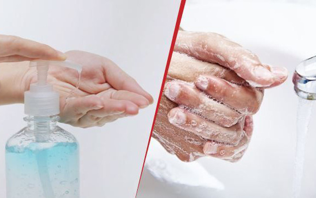 Rửa tay phòng dịch đơn giản nhưng hầu như ai cũng mắc phải sai lầm này