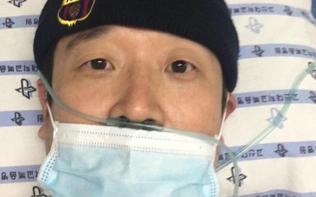 """Giáo sư Hàn Quốc sau lần nguy kịch vì nhiễm virus corona: """"Tôi đã quá ngây thơ và tự tin khi cho rằng dịch bệnh không phải vấn đề của mình"""""""