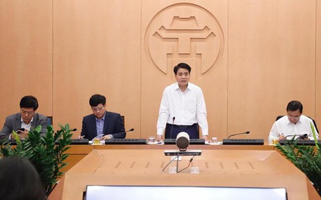 Chủ tịch Hà Nội: Không chủ quan khi có 2 ca xét nghiệm âm tính nhưng sau 7 - 8 ngày lại dương tính Covid-19