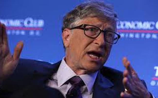Bill Gates gọi việc xét nghiệm coronavirus của Mỹ là 'vô tổ chức'