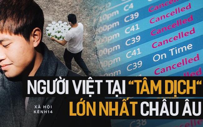 """Người Việt giữa """"tâm dịch"""" tại Ý: Người khổ sở vì không thể xuất cảnh, người thở phào vì được về nước cách ly"""