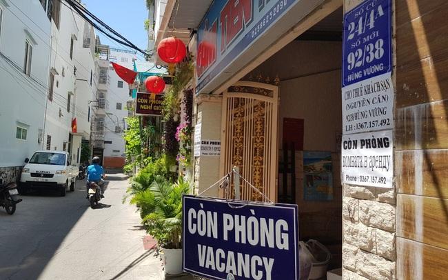 Ế ẩm vì vắng khách, nhiều khách sạn Nha Trang 'cửa đóng then cài'  Ế ẩm vì vắng khách, nhiều khách sạn Nha Trang 'cửa đóng then cài' photo1584842819045 1584842819339 crop 15848428519131807565190
