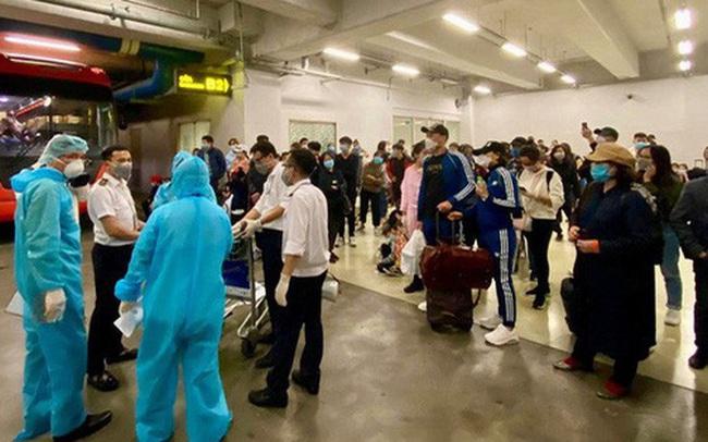 Việt Nam ghi nhận ca 99 nhiễm Covid-19: Một người ở TP.HCM, trở về từ Pháp