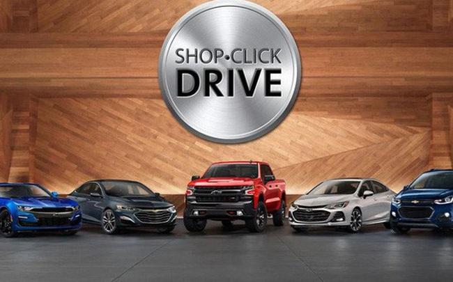GM bán xe online, hỗ trợ trả góp 7 năm không lãi thời COVID-19