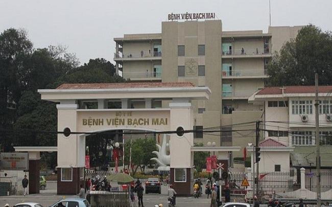 Hà Nội: Đề xuất Bộ Tư lệnh Hóa học khử khuẩn bệnh viện Bạch Mai
