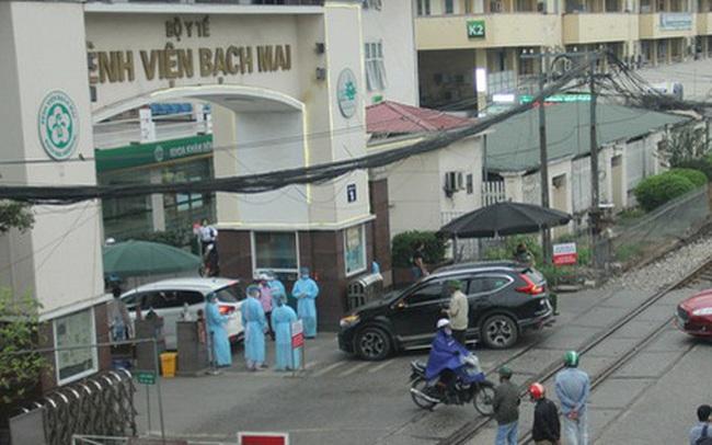 Bộ Y tế yêu cầu xét nghiệm toàn bộ 5.000 nhân viên, bệnh nhân tại BV Bạch Mai