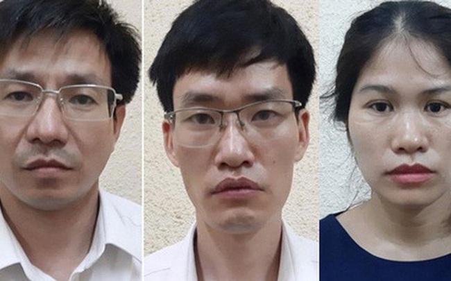 Bắt 3 cán bộ Tổng cục Hải quan tội Buôn lậu qua biên giới