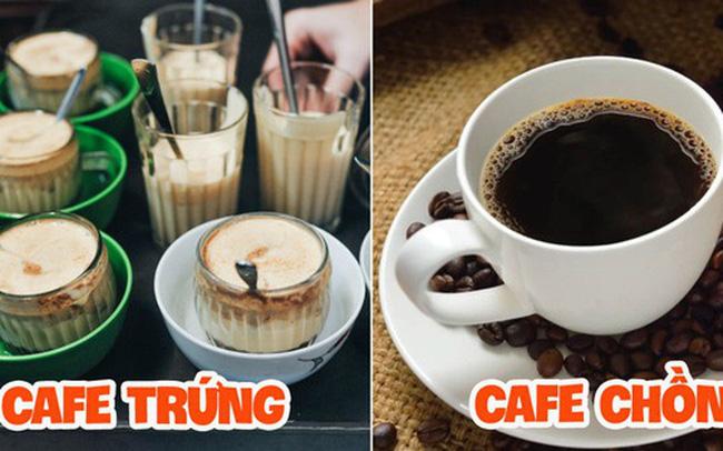 5 món cafe kỳ lạ nhất hành tinh không phải coffeeholic nào cũng biết đến, trong đó có tới 4 loại xuất hiện tại Việt Nam