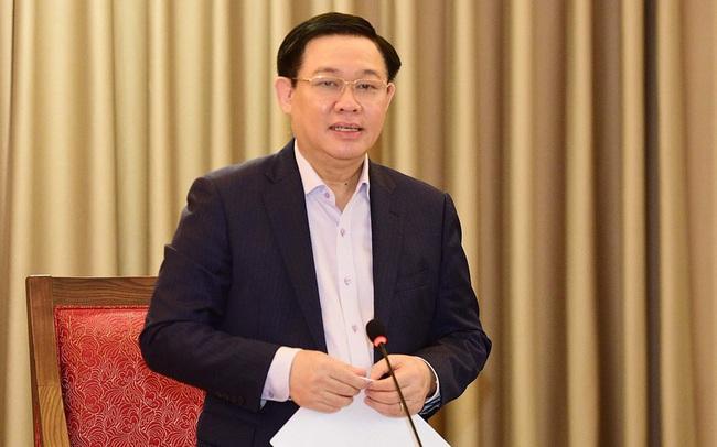 Bí thư Hà Nội Vương Đình Huệ: Xà xẻo tiền hỗ trợ COVID-19 là tội ác