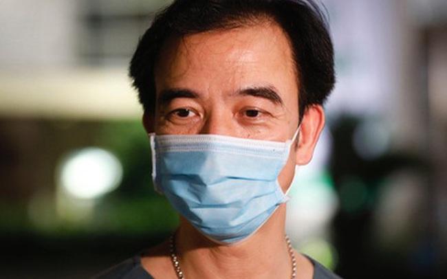 """Giám đốc Bệnh viện Bạch Mai: """"Chúng tôi đã đơn phương chấm dứt hợp đồng với công ty Trường Sinh"""""""