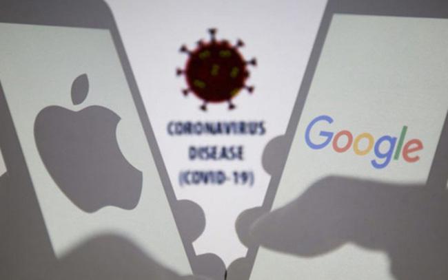 Apple, Google sẽ áp dụng công nghệ theo dõi liên lạc trên điện thoại của 3 tỷ người