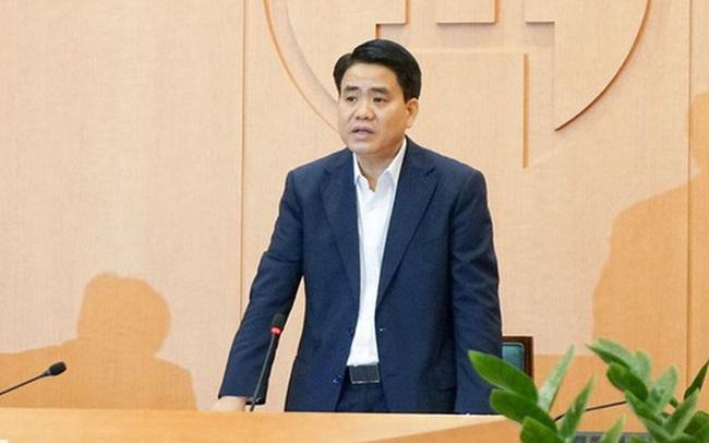 Ông Nguyễn Đức Chung: Tính theo đường ngóc ngách hoa từ Hạ Lôi có thể đến tận UBND TP Hà Nội